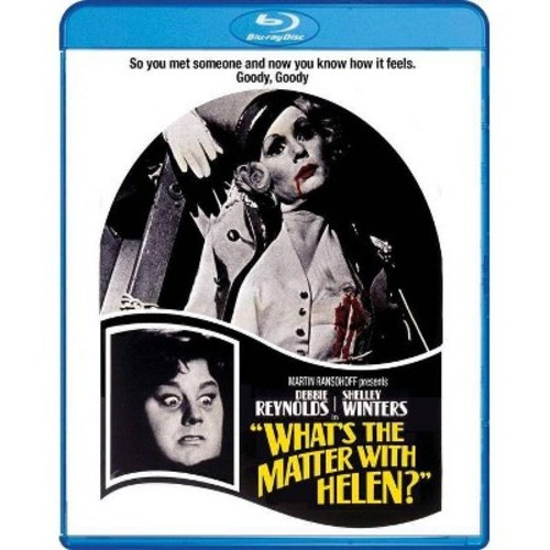 What's The Matter With Helen (Blu-ray)
