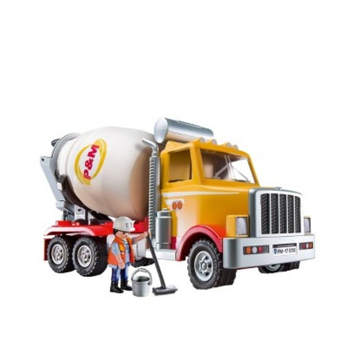 Playmobil City Action Cement Truck