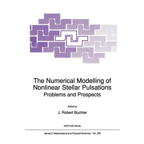 The Numerical Modelling of Nonlinear Stellar Pulsations: Problems and Prospects / Edition 1