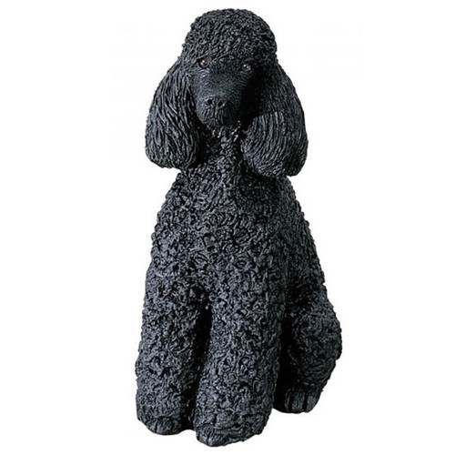 My Companion Keepsake Black Poodle Pet Urn