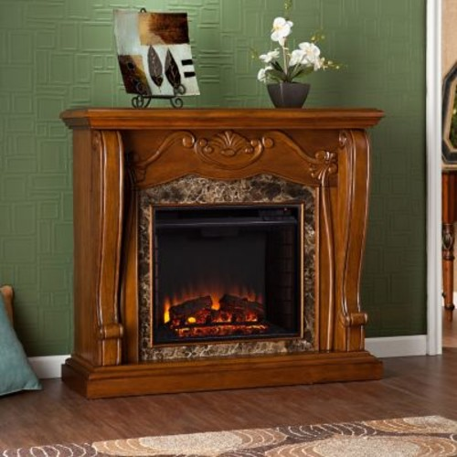 Wildon Home Fulton Electric Fireplace