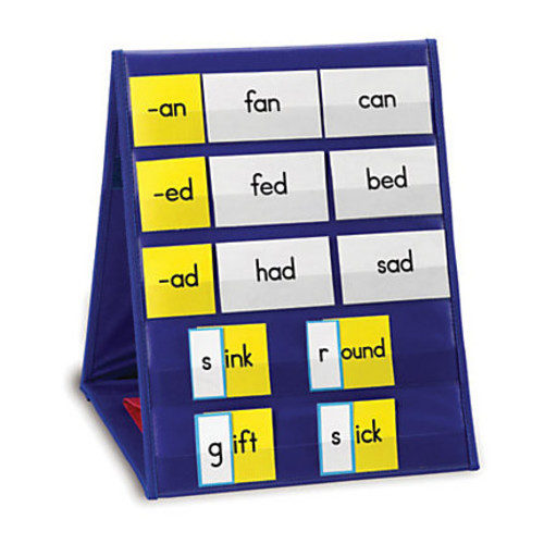 Learning Resources Tabletop Pocket Chart
