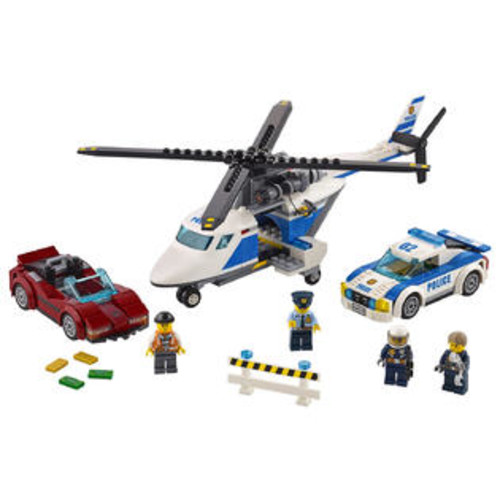 LEGO City Police High Speed Chase (60138)
