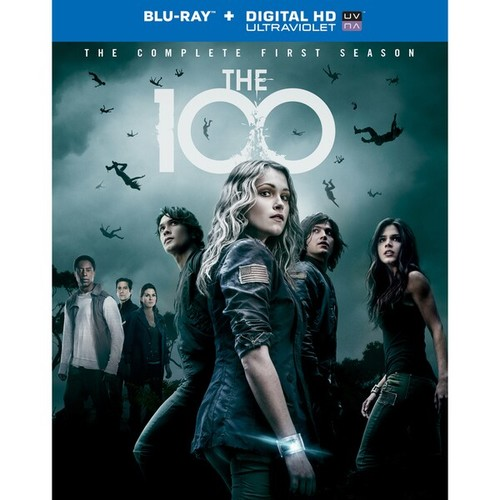 The 100: The Complete First Season [3 Discs] [Includes Digital Copy] [UltraViolet] [Blu-ray]