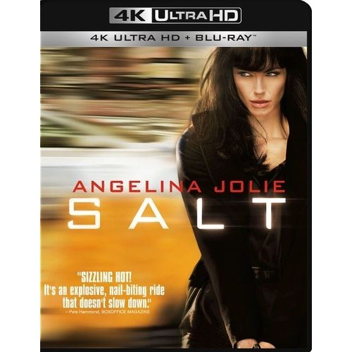 Salt [4K UHD] [Blu-Ray]