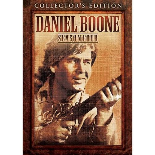 Daniel Boone: Season 4 [DVD]