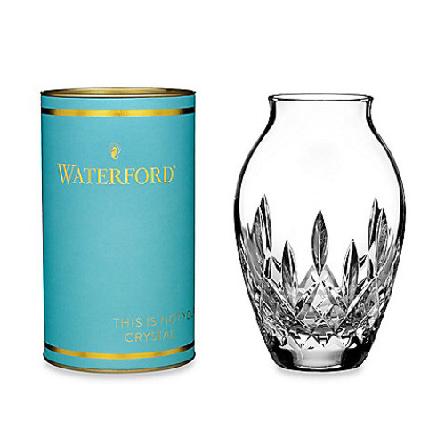 Waterford Giftology Lismore 6-Inch Candy Vase