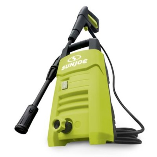 Sun Joe 1305 PSI 10 AMP Compact Electric Pressure Washer in Green