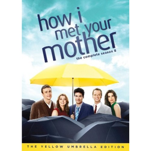 How I Met Your Mother: The Complete Season 8 (DVD)