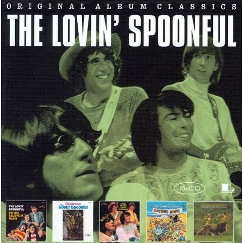Original Album Classics Do You Believe In Magic\Daydream\Hums Of Th E Lovin' Spoonful\Everything Playing \Revelation: Revolution'69