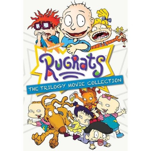 Rugrats Trilogy Movie Collection (DVD)