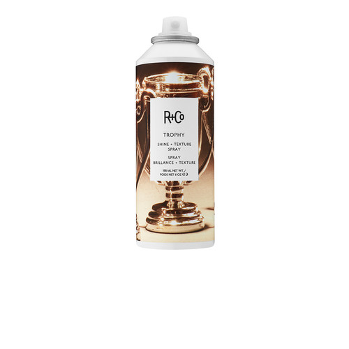 R+Co Trophy Shine + Texture Spray in