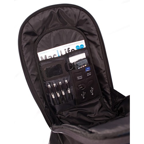 Mobile Edge ECO Friendly Canvas Backpack - 17.3