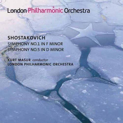 Shostakovich: Symphony No. 1 / Symphony No. 5