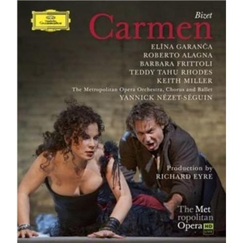 Bizet: Carmen [Blu-Ray Disc]