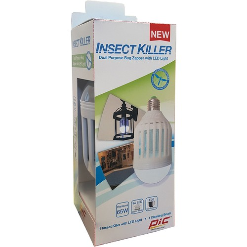 PIC Insect Killer LED Bulb