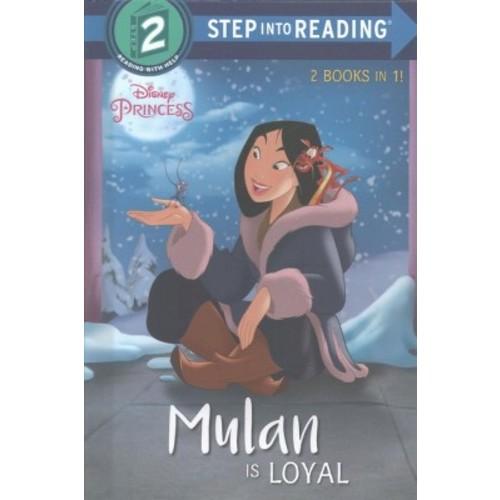 Mulan Is Loyal / Merida Is Brave (Library)