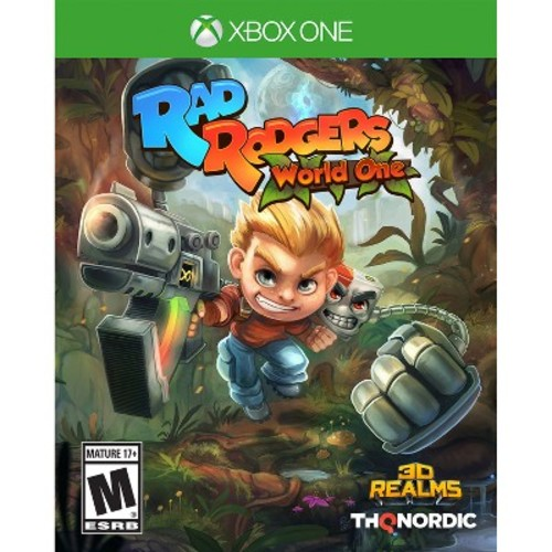 Rad Rogers World One - Xbox One