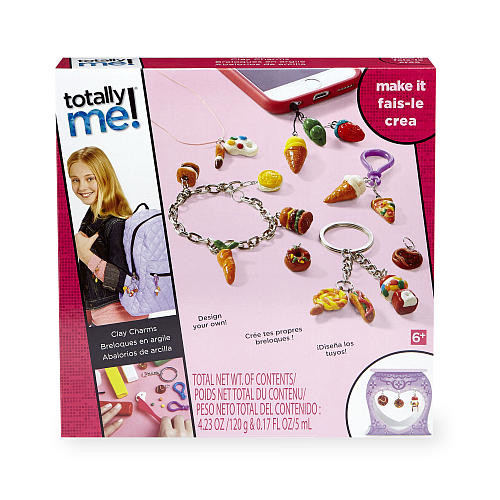 Totally Me! Clay Charms Kit