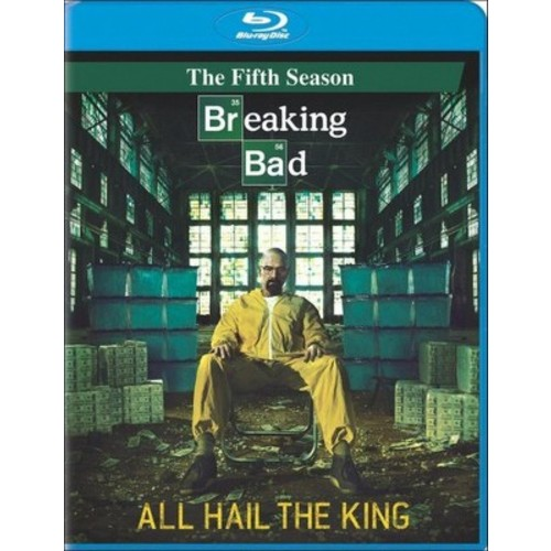 Breaking Bad: The Fifth Season (2 Discs) (Blu-ray) (Widescreen)
