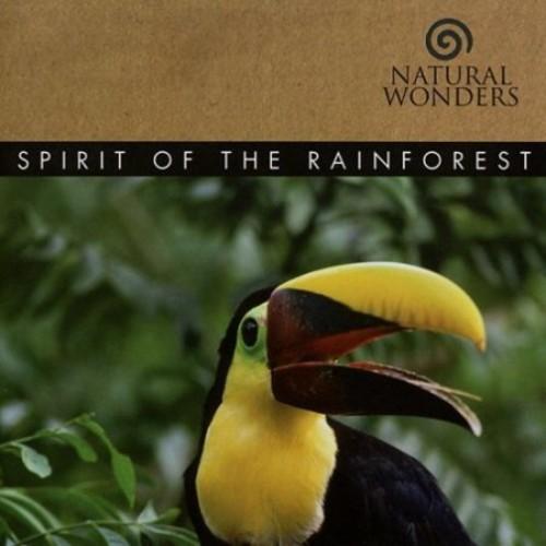 Spirit of the Rain Forest [CD]