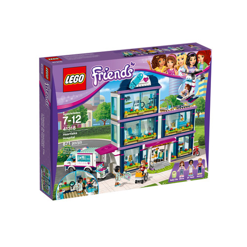 LEGO Friends Heartlake Hospital - #41318