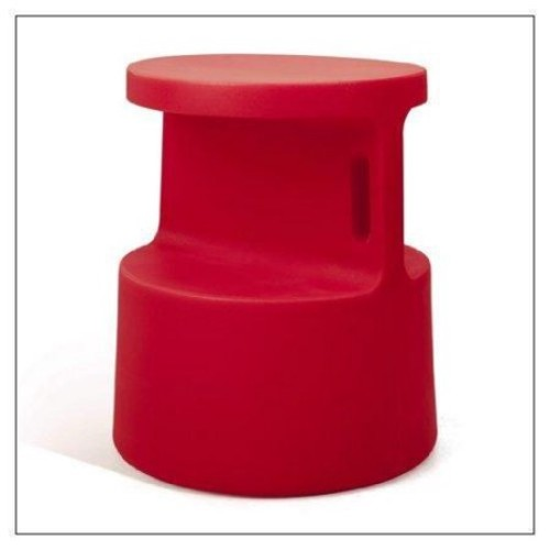 Offi Tote Table Red