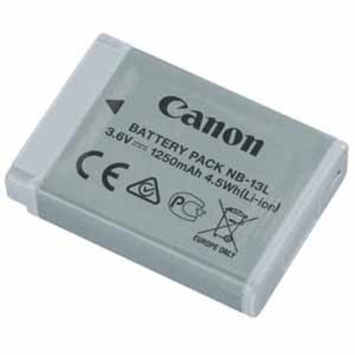 Canon Rechargeable Lithium-Ion Battery Pack