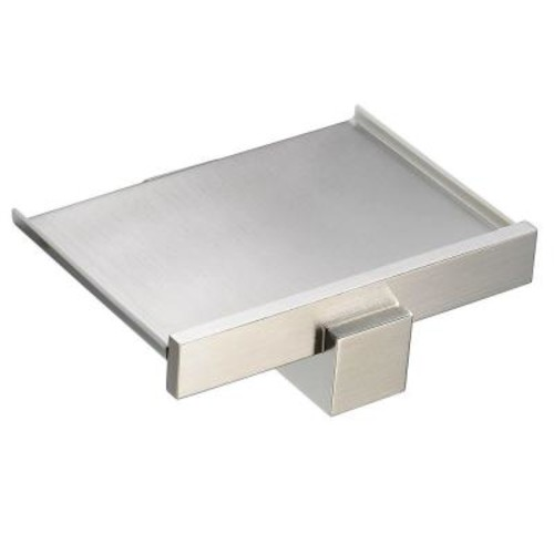 Fresca Ellite Wall-Mount Soap Dish in Brushed Nickel
