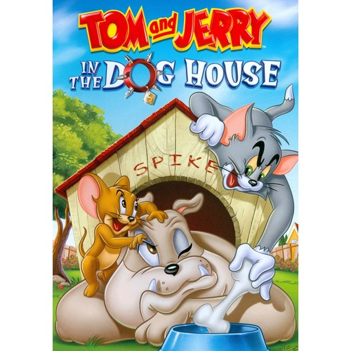 Tom and Jerry: In the Dog House [DVD]