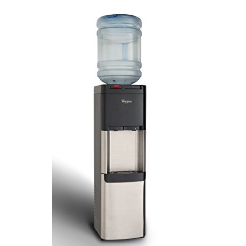 Whirlpool Commercial Version Water Cooler, Ice Chilled Water, Steaming Hot, Stainless Steel Water Dispenser