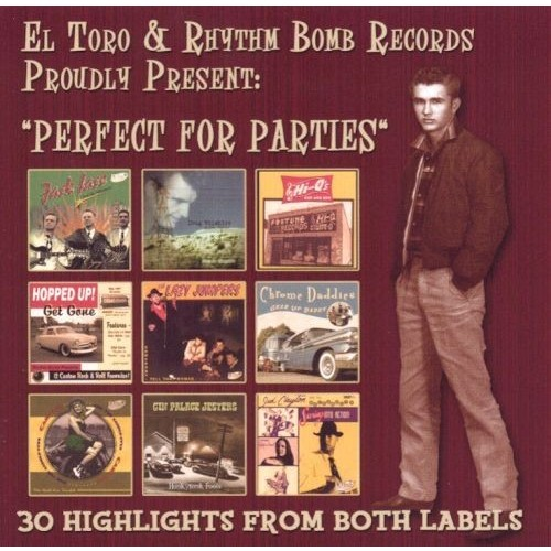 Perfect for Parties [Audio CD]
