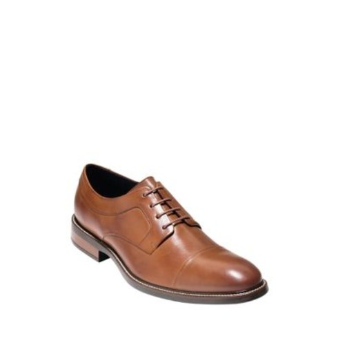 Hartsfield Cap Toe Leather Oxfords