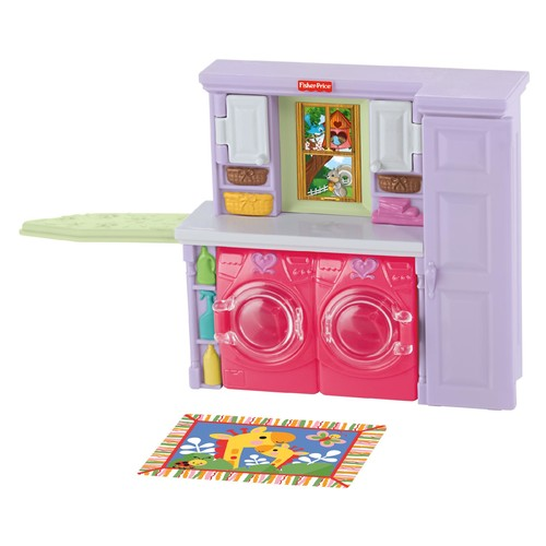 Loving Family Laundry Room by Fisher-Price