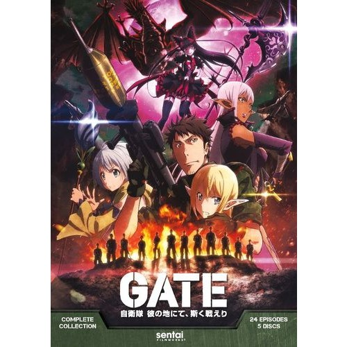 Gate: The Complete Collection [5 Discs] [DVD]