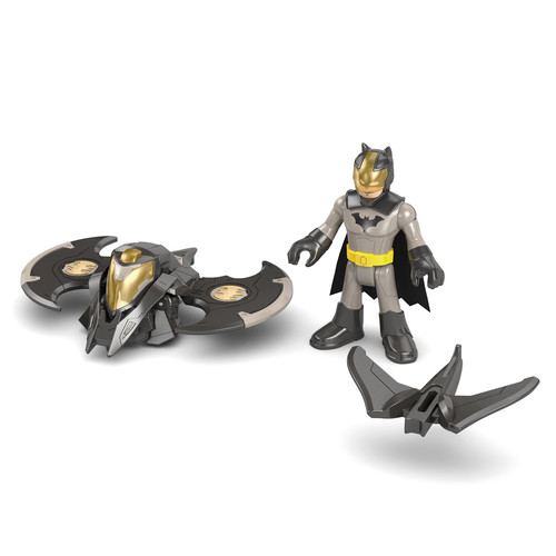 Imaginext DC Super Friends Battle Armor Batman