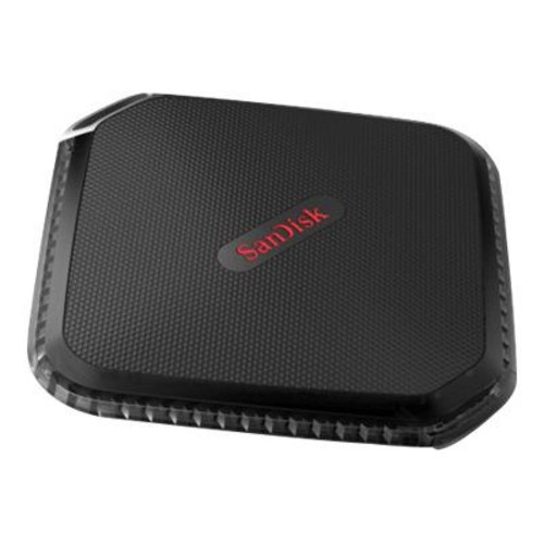 SanDisk  Extreme 500 SDSSDEXT-240G-G25 240GB Portable USB 3.0 Solid State Drive