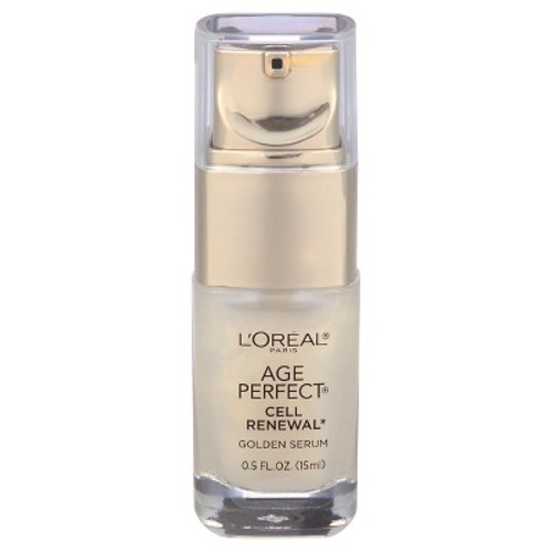 L'Oreal Paris Age Perfect Cell Renewal Golden Trial Size Serum - 0.5 oz