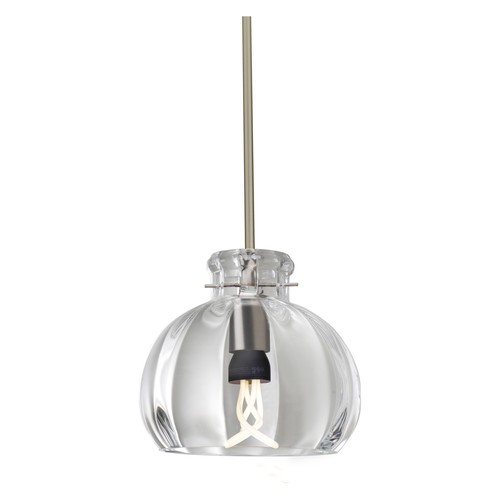 Besa Pinta 10 EDI Pendant Light with Clear Glass