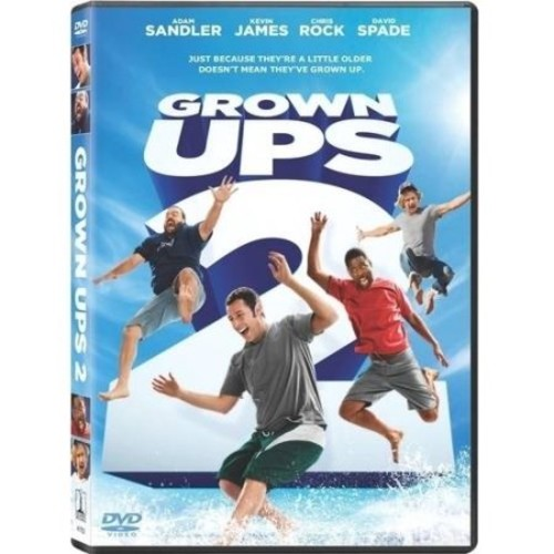 COLUMBIA TRISTAR HOME VIDEO Grown Ups 2