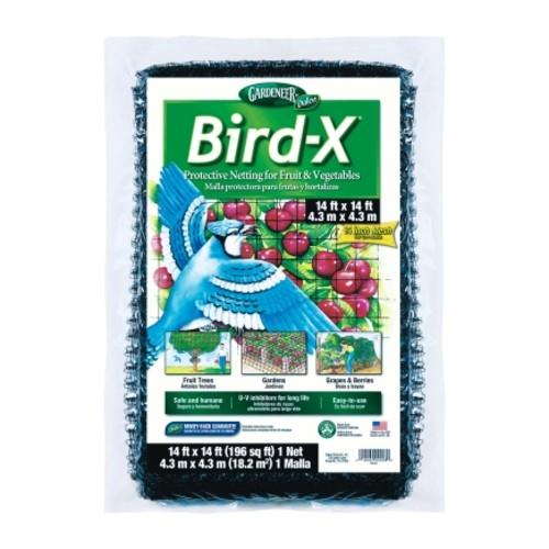 Bird-X 14ft x 14ft Bird Netting (BN-2)