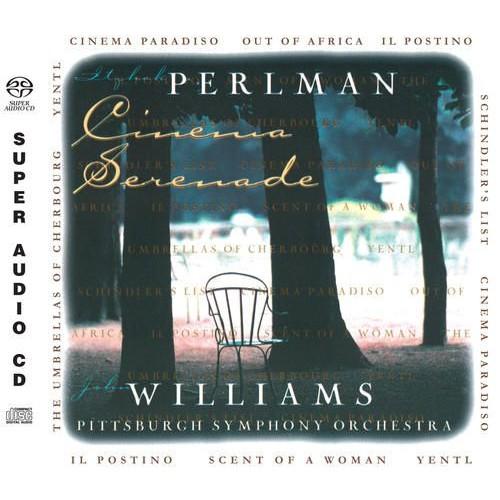 Cinema Serenade [Super Audio Hybrid CD]