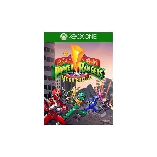 Sabans Mighty Morphin Power Rangers: Mega Battle - Xbox One [Digital]