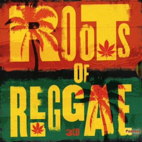 Roots of Reggae [Pazzazz] [CD]