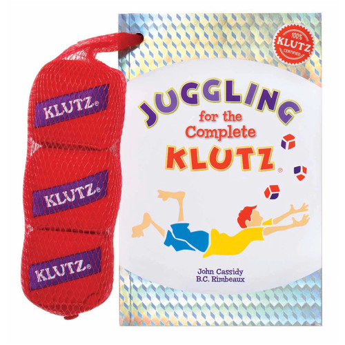 Klutz Juggling for the Complete Klutz Craft Kit [Multicolor, None]