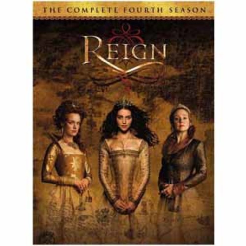 Reign: The Complete Fourth Season [DVD]