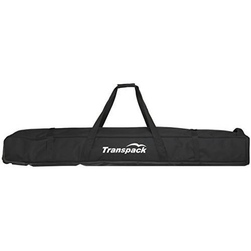 Transpack Ski Rolling Double Convertible Ski Bag