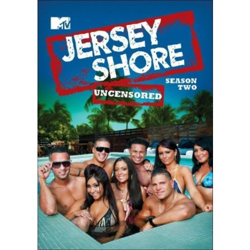 Jersey Shore: Season Two Uncensored [4 Discs]