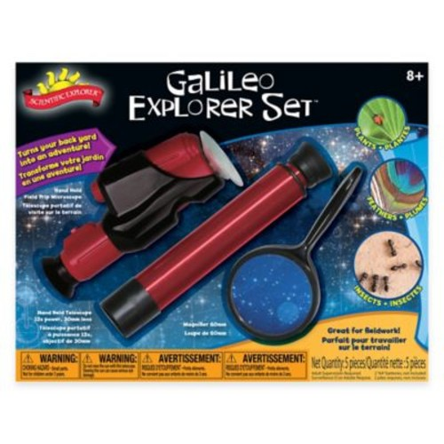 Scientific Explorer Galileo Explorer Kit