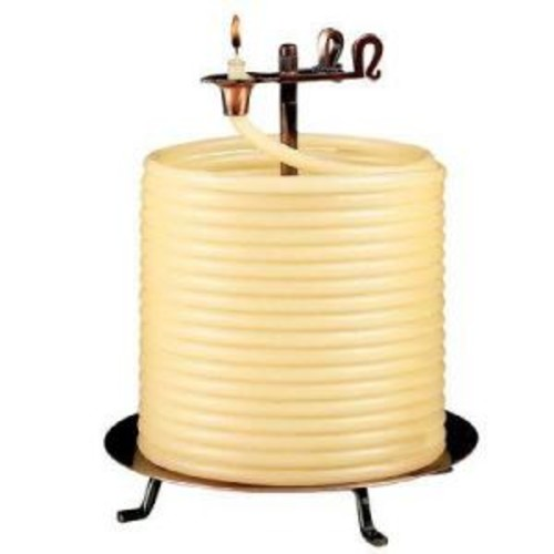 Candle by the Hour 144 Hour Coil Candle